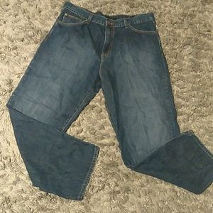 Calvin Klein Blue Jeans mens